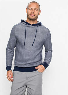 Sweter z kapturem bpc bonprix collection 25