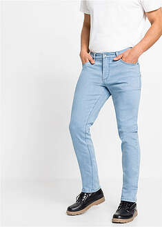 Dżinsy ze stretchem Slim Fit Straight John Baner JEANSWEAR 30