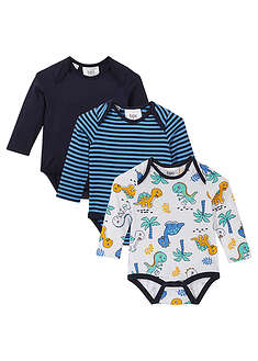 Body bebe (3buc.), bumbac bio bpc bonprix collection 39