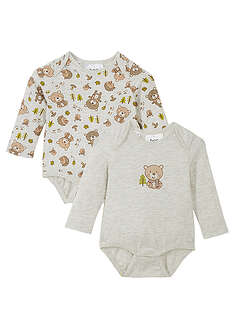 Body baby (2buc.), bio bpc bonprix collection 30