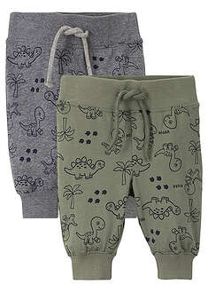 Pantaloni bebe bio, 2buc. bpc bonprix collection 6