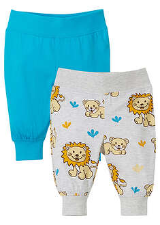 Pantaloni bebe bio, 2buc. bpc bonprix collection 43