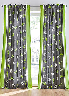 "Draperie ""Fotbal"" (pachet 1) bpc living bonprix collection 48"