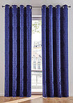 Draperie jacquard (1buc) bleumarin bpc living bonprix collection 2