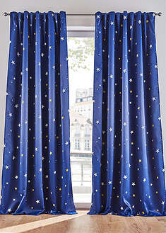 Draperie cu steluţe (1buc/pac) bpc living bonprix collection 16