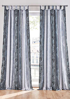 "Draperie ""Ethno"" (1buc/pac) bpc living bonprix collection 19"