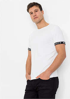 T-shirt ze stretchem Slim Fit RAINBOW 7