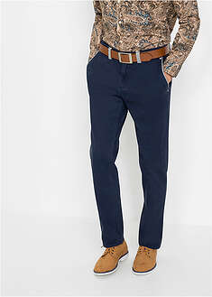 Spodnie chino ze stretchem Regular Fit bpc selection 10