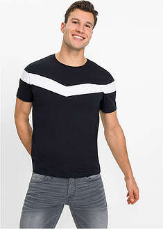T-shirt ze stretchem, Slim Fit RAINBOW 9