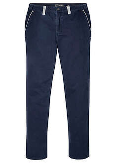 Pantaloni chino stretch Regular Fit bpc selection 3