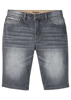 Bermude Slim Fit cu stretch John Baner JEANSWEAR 6