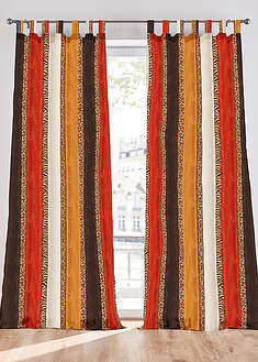 "Draperie ""Ethno"" (1buc/pac) bpc living bonprix collection 5"