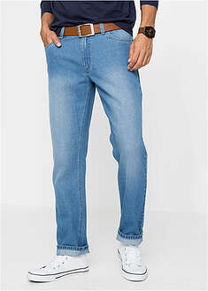 Regular Fit farmer bio-pamutból, Straight John Baner JEANSWEAR 14
