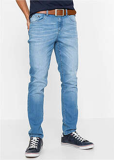 Blugi stretch Regular Fit, conici John Baner JEANSWEAR 27