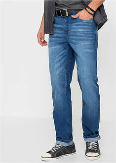 Blugi stretch Regular Fit, drepți John Baner JEANSWEAR 31