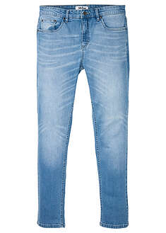 Blugi stretch Regular Fit, conici John Baner JEANSWEAR 25