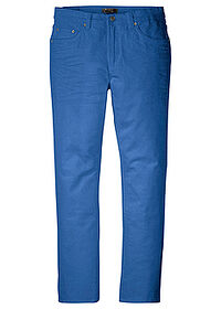 Pantaloni stretch Regular Fit Straight albastru bpc selection 0