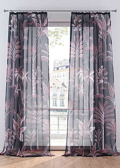 Perdea florală (1buc/pac) bpc living bonprix collection 51