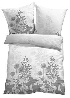 Lenjerie de pat florală bpc living bonprix collection 3