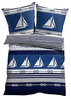 Lenjerie cu print maritim bpc living bonprix collection 53