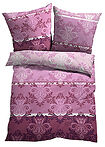 Lenjerie pat cu ornamente lila bpc living bonprix collection 1