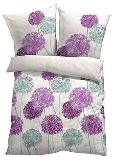 Lenjerie florală de pat bpc living bonprix collection 40