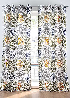 Draperie cu model grafic (1buc/pac) bpc living bonprix collection 29