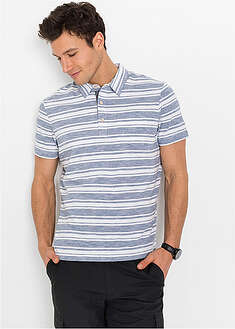 Tricou polo cu dungi bpc bonprix collection 34