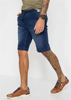 Bermude de blugi stretch Slim Fit, Straight John Baner JEANSWEAR 44