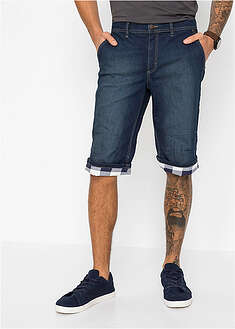 Regular Fit sztreccs farmer bermuda John Baner JEANSWEAR 30
