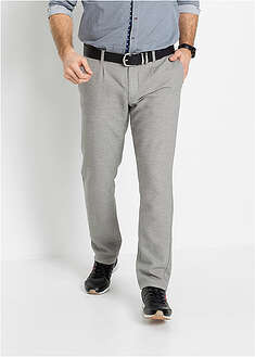 Pantaloni chino Regular Fit cu pense Straight bpc selection 14