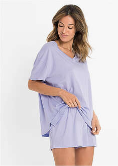 Pijama scurtă cu LENZING™ ECOVERO™ bpc bonprix collection 56