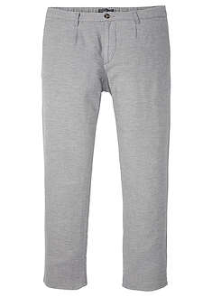 Pantaloni chino Regular Fit cu pense Straight bpc selection 24