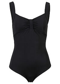 Costum de baie modelator, nivel 1, sustenabil negru bpc bonprix collection 0