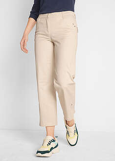 Pantaloni 7/8 cu stretch bpc bonprix collection 2