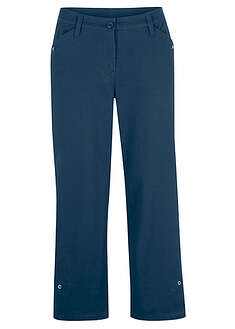 Pantaloni 7/8 cu stretch bpc bonprix collection 44