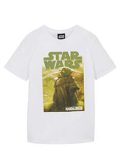 "T-shirt chłopięcy ""The Mandalorian"" Star Wars 10"
