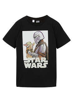 "T-shirt chłopięcy ""The Mandalorian"" Star Wars 51"