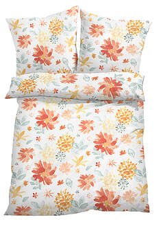 Lenjerie de pat cu design floral bpc living bonprix collection 6