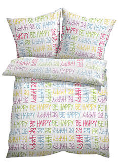 "Lenjerie pat cu print ""statement"" bpc living bonprix collection 9"