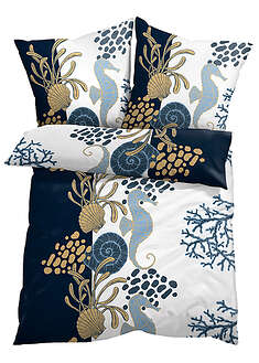 Lenjerie de pat cu design maritim bpc living bonprix collection 19