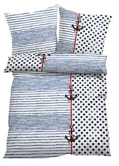 Lenjerie de pat cu design maritim bpc living bonprix collection 18