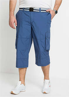 Pantaloni cargo 3/4 cu croi confortabil, Regular Fit bpc bonprix collection 22