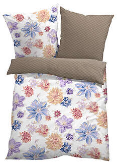 Lenjerie florală reversibilă bpc living bonprix collection 21