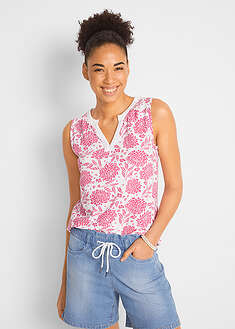 Top imprimat din jerse bpc bonprix collection 4