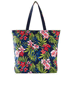 Geantă shopper din material textil bpc bonprix collection 10