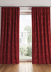 Draperie jacquard (1buc) bordeaux bpc living bonprix collection 7