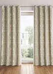 Draperie jacquard (1buc) gri-bej bpc living bonprix collection 9
