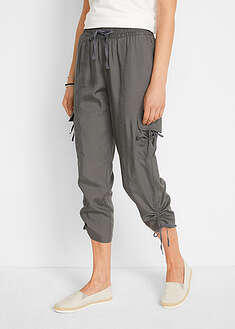 Pantaloni 7/8 cargo bpc bonprix collection 1