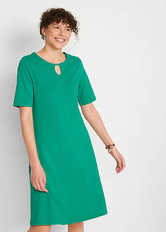 Rochie din jerse bpc bonprix collection 4
